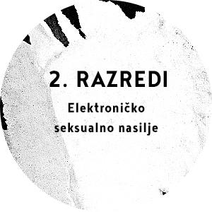2. razredi - Elektroničko nasilje